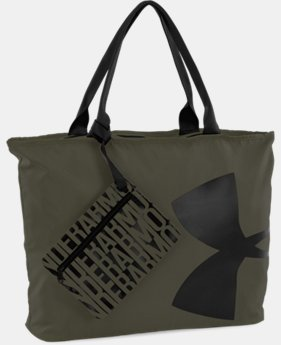 Women's UA Big Logo Tote  8 Colors $19.99