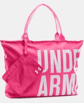 Women's UA Power In Pink® Big Logo Tote