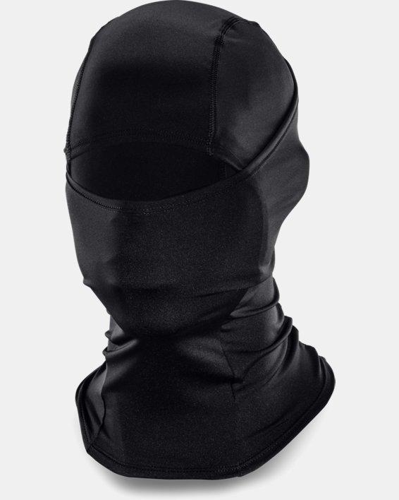 Men's UA HeatGear® Tactical Balaclava, Black, pdpMainDesktop image number 0