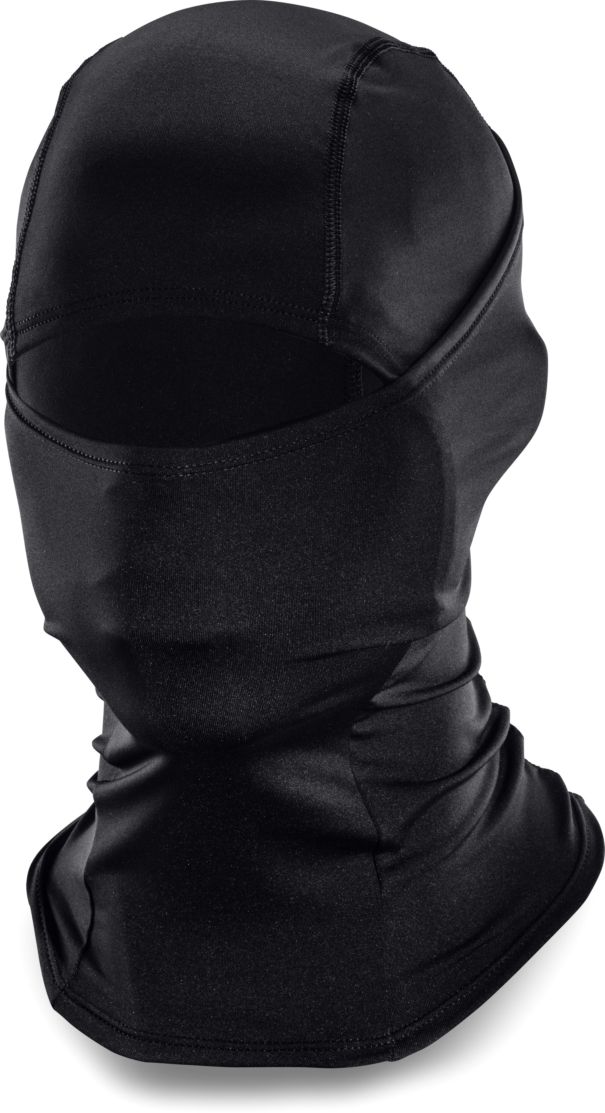 Men's UA HeatGear® Tactical Balaclava, Black ,