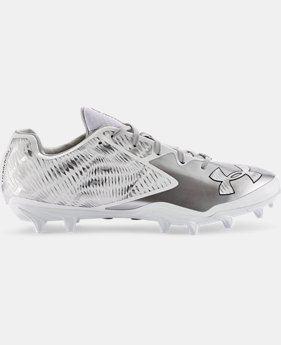 Men's UA Nitro Low MC Football Cleats  1 Color $63.99