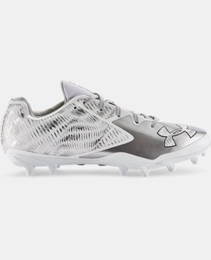 Men's UA Nitro Low MC Football Cleats LIMITED TIME: FREE U.S. SHIPPING 1 Color $63.99