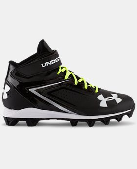 Men's UA Crusher RM Football Cleats  1 Color $69.99