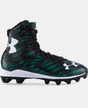 Boys' UA Highlight RM Football Cleats   $69.99