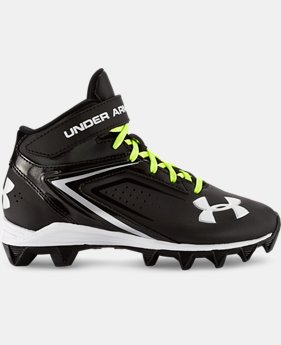 Boys' UA Crusher RM JR. Football Cleats