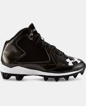 Boys' UA Hammer Mid RM Jr. LIMITED TIME: FREE SHIPPING 1 Color $54.99