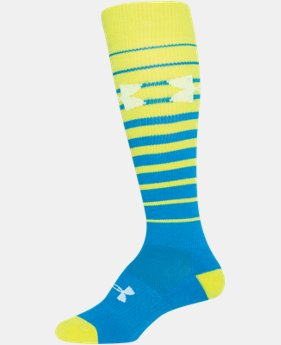 Women's UA Gradient Stripe Knee Sock