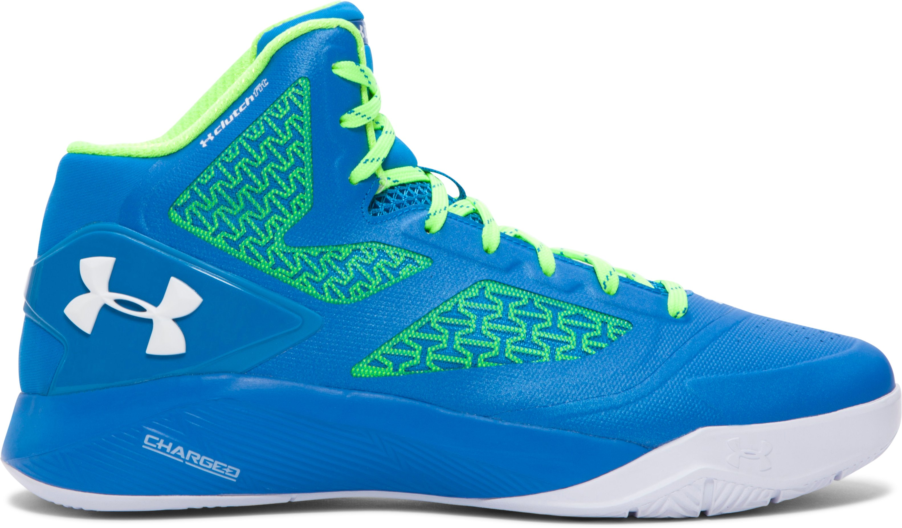 Men's UA ClutchFit™ Drive 2 Basketball Shoes, SNORKEL, zoomed image