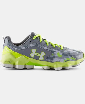 Boys' Grade School UA Micro G® Nitrous Running Shoes  3 Colors $74.99