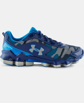 Boys' Grade School UA Micro G® Nitrous Running Shoes