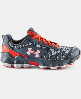 Boys' Pre-School UA Nitrous Running Shoes