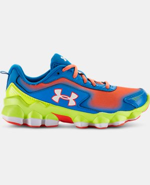 Boys' Pre-School UA Nitrous Running Shoes   $38.24