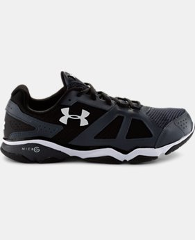 Men's UA Micro G® Strive V Training Shoes – Wide (4E)
