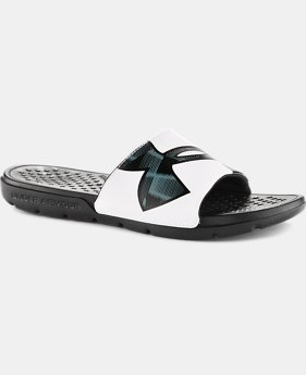 Men's UA Strike Warp Sandals