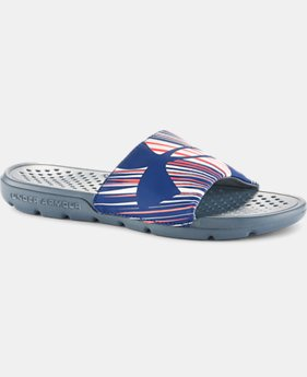 Girls' UA Strike Wind Sandals