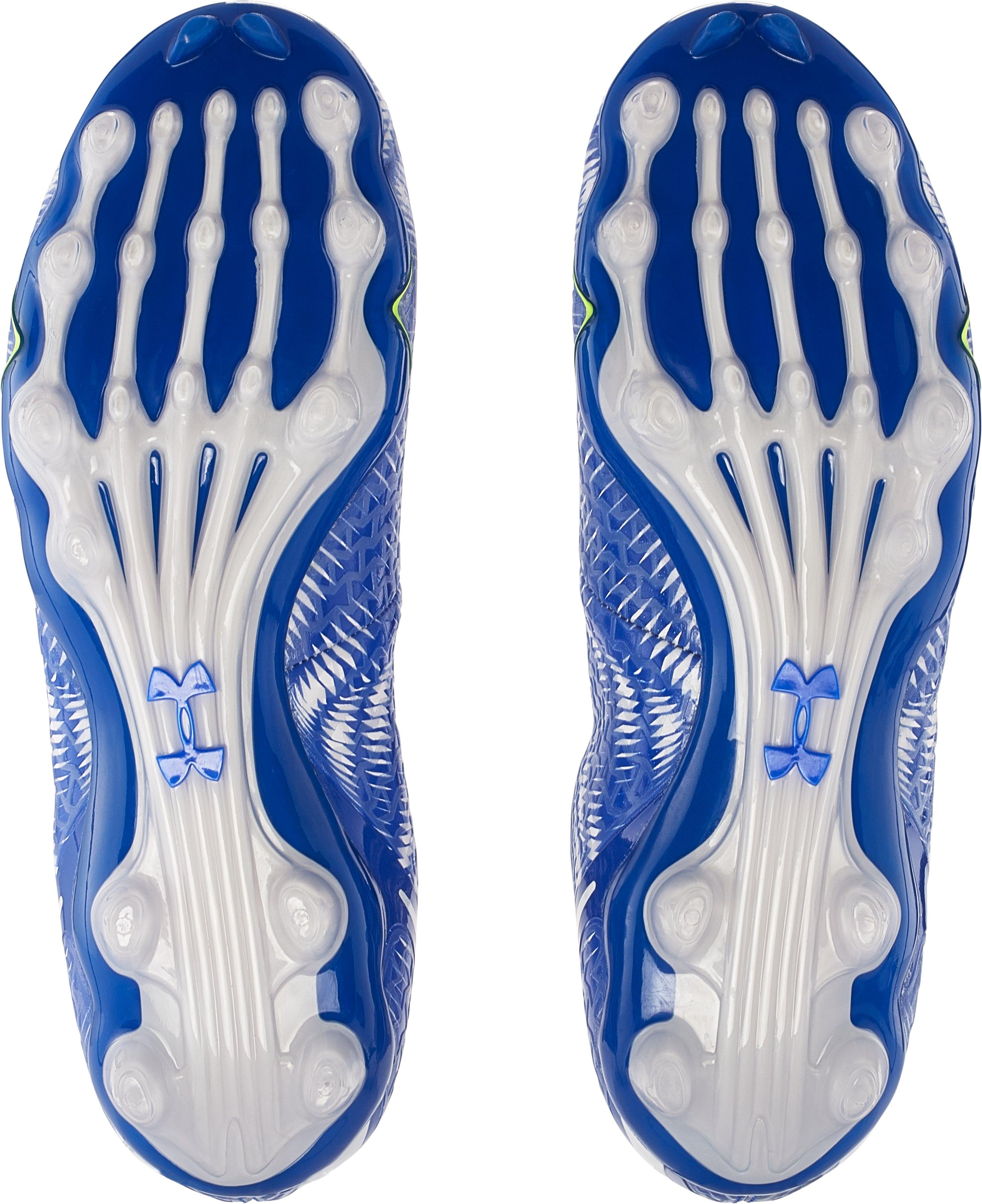 UA Highlight MC - Chaussures à crampons de football pour homme, TEAM ROYAL, non défini
