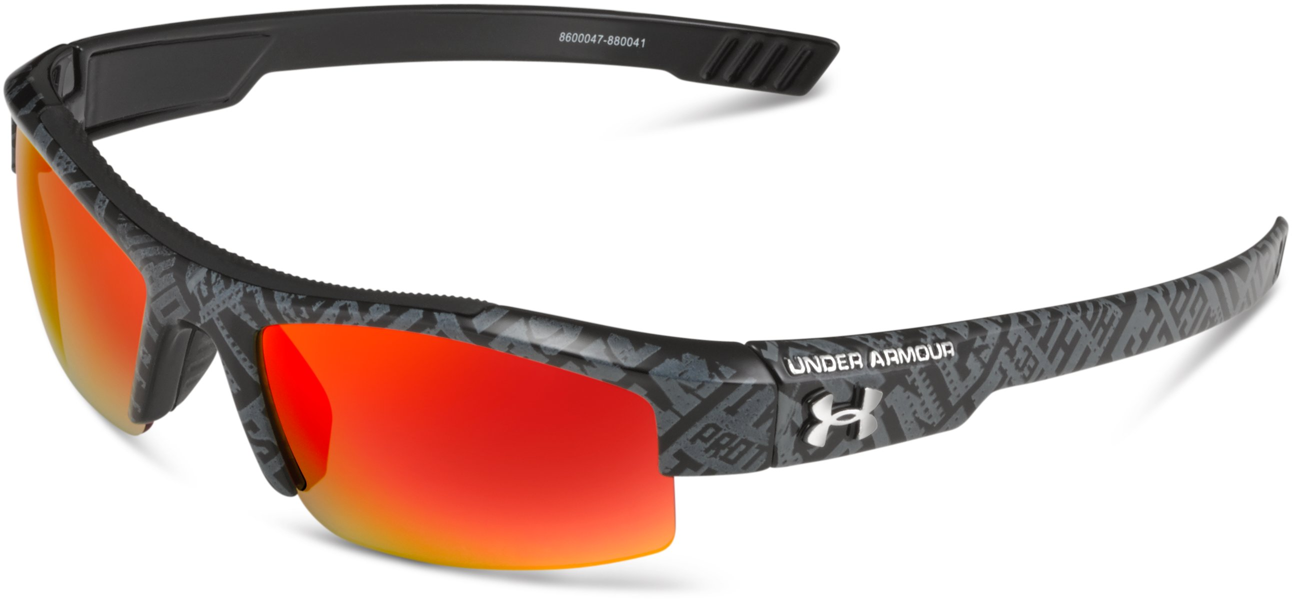 Kids' UA Nitro Sunglasses, Shiny Black