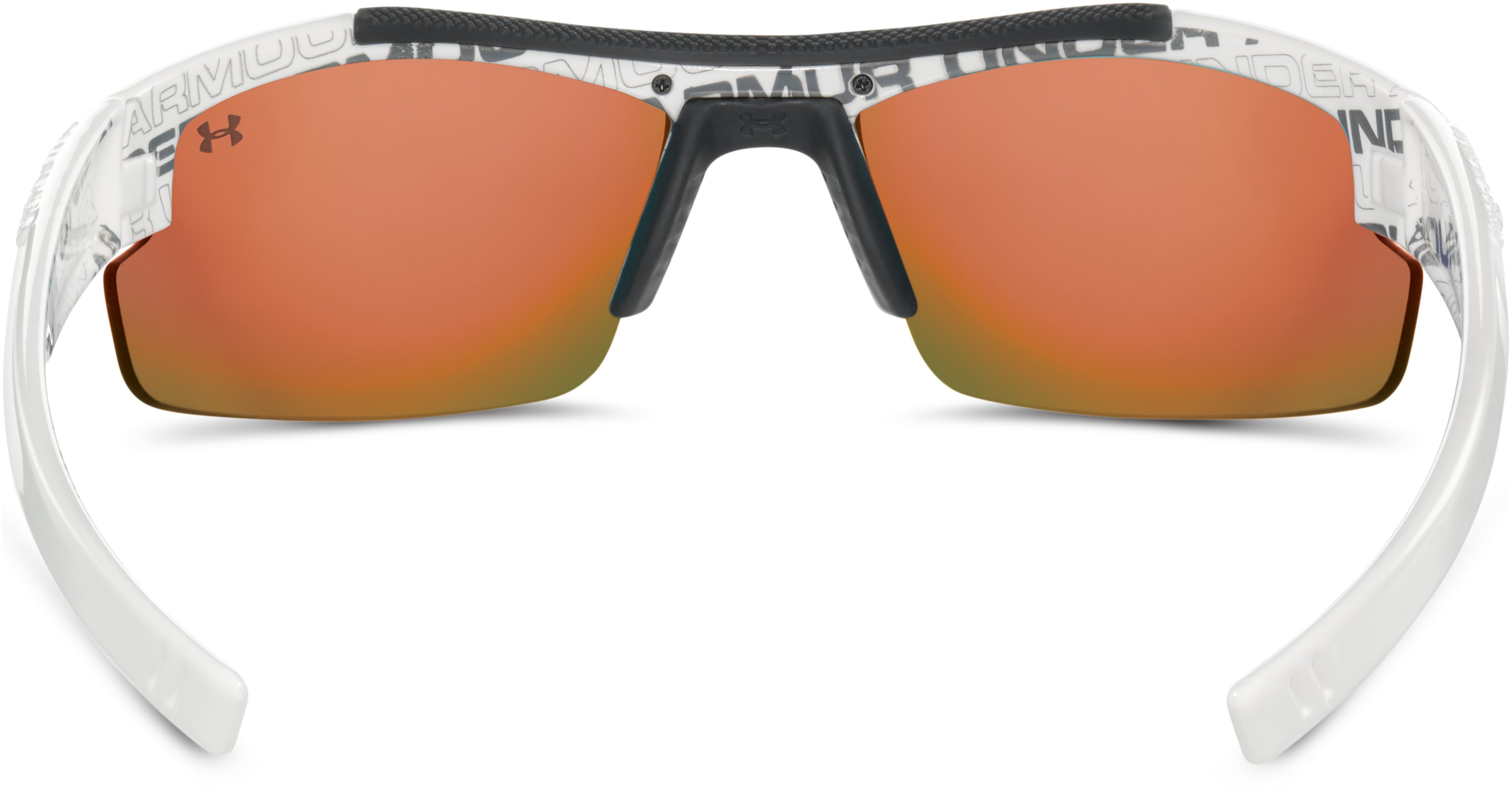 Kids' UA Nitro Sunglasses, Shiny White