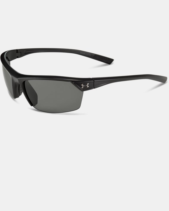 UA Zone 2.0 Sunglasses, Black, pdpMainDesktop image number 2