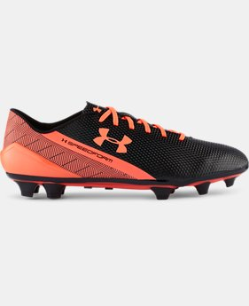 Men's UA SpeedForm® FG Soccer Cleats  3 Colors $67.49