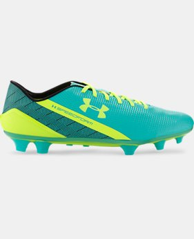 Men's UA SpeedForm® FG Soccer Cleats LIMITED TIME: FREE U.S. SHIPPING  $89.99