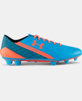 Men's UA SpeedForm® FG Soccer Cleats LIMITED TIME: FREE U.S. SHIPPING 1 Color $89.99