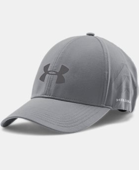 Men's UA coldblack® Driver Cap LIMITED TIME: FREE U.S. SHIPPING 2 Colors $15.74 to $20.99