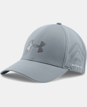 Men's UA coldblack® Driver Cap  3 Colors $31.99