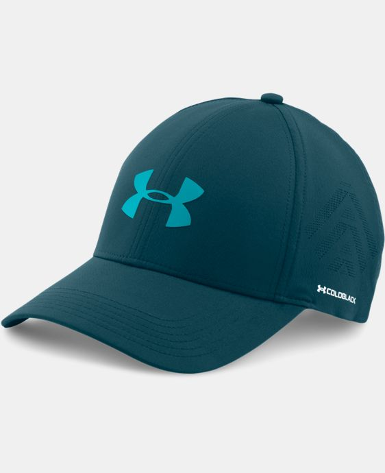Men's UA coldblack® Driver Cap LIMITED TIME: FREE U.S. SHIPPING 1 Color $15.74 to $20.99