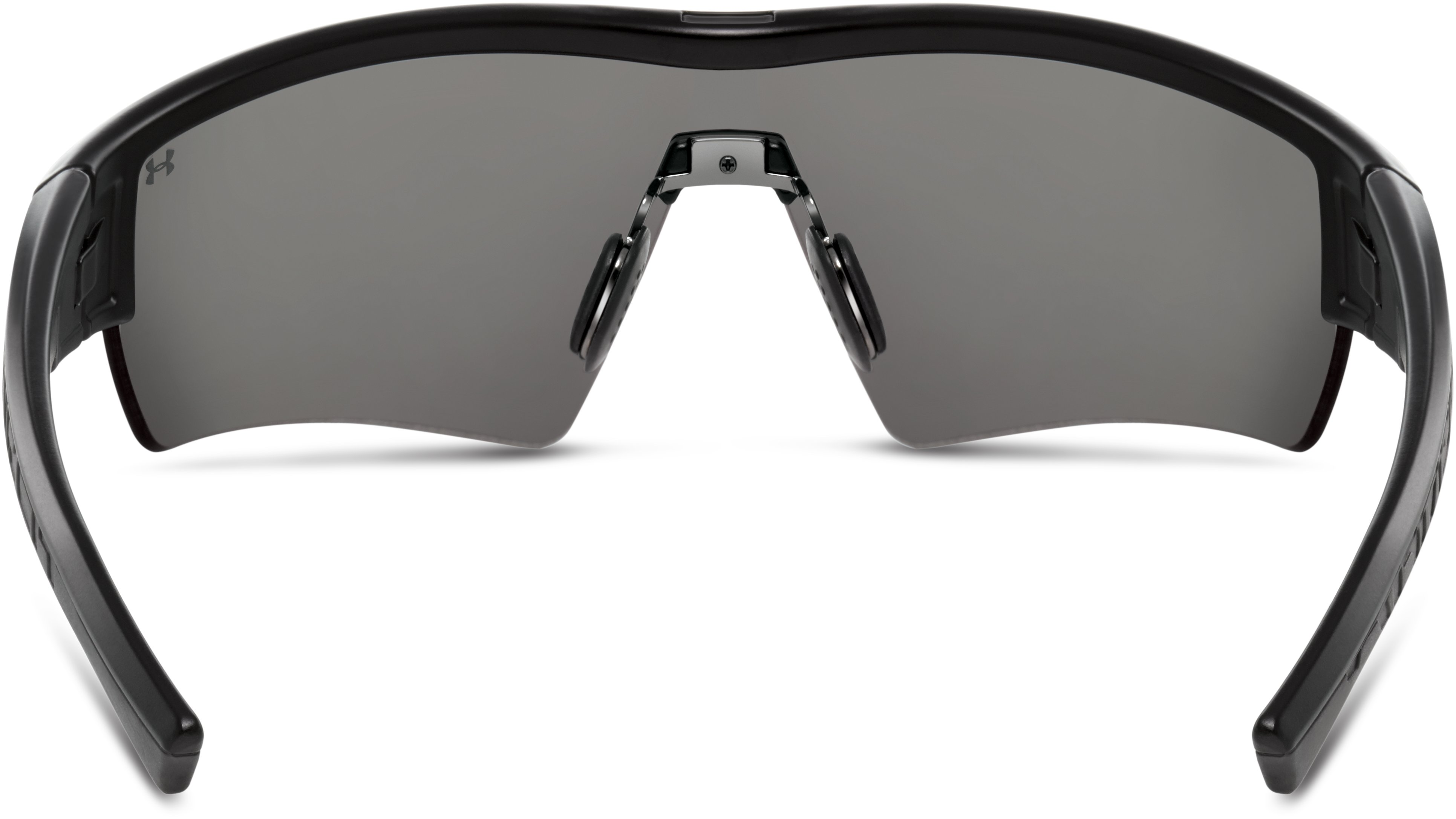 UA Fire Sunglasses, Satin Black