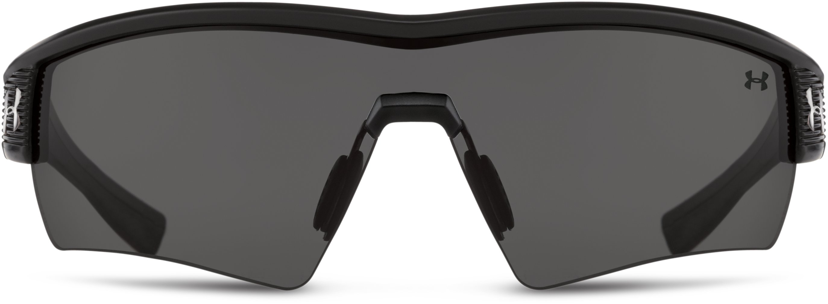 UA Fire Sunglasses, Satin Black, undefined