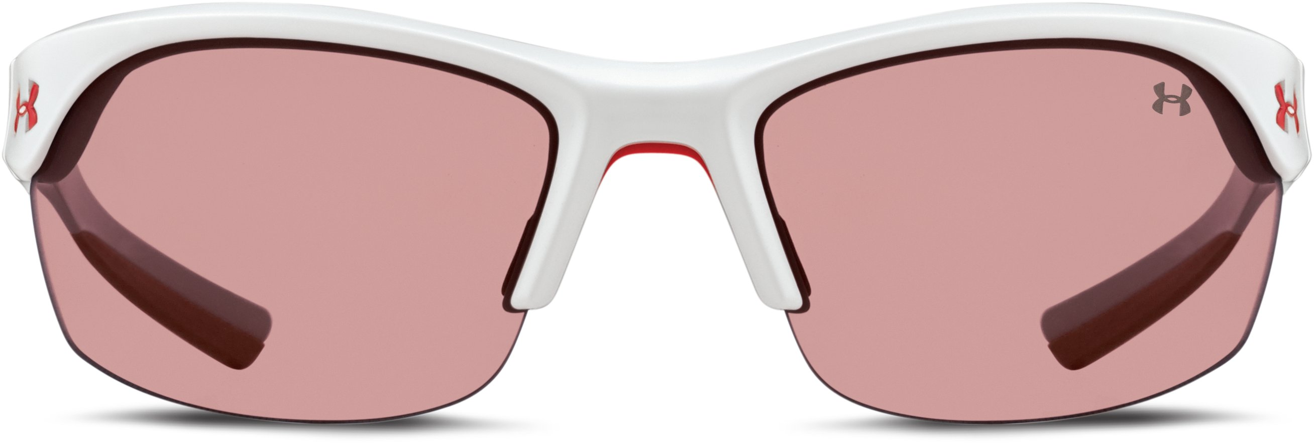 Women's UA Marbella Sunglasses, SATIN WHITE