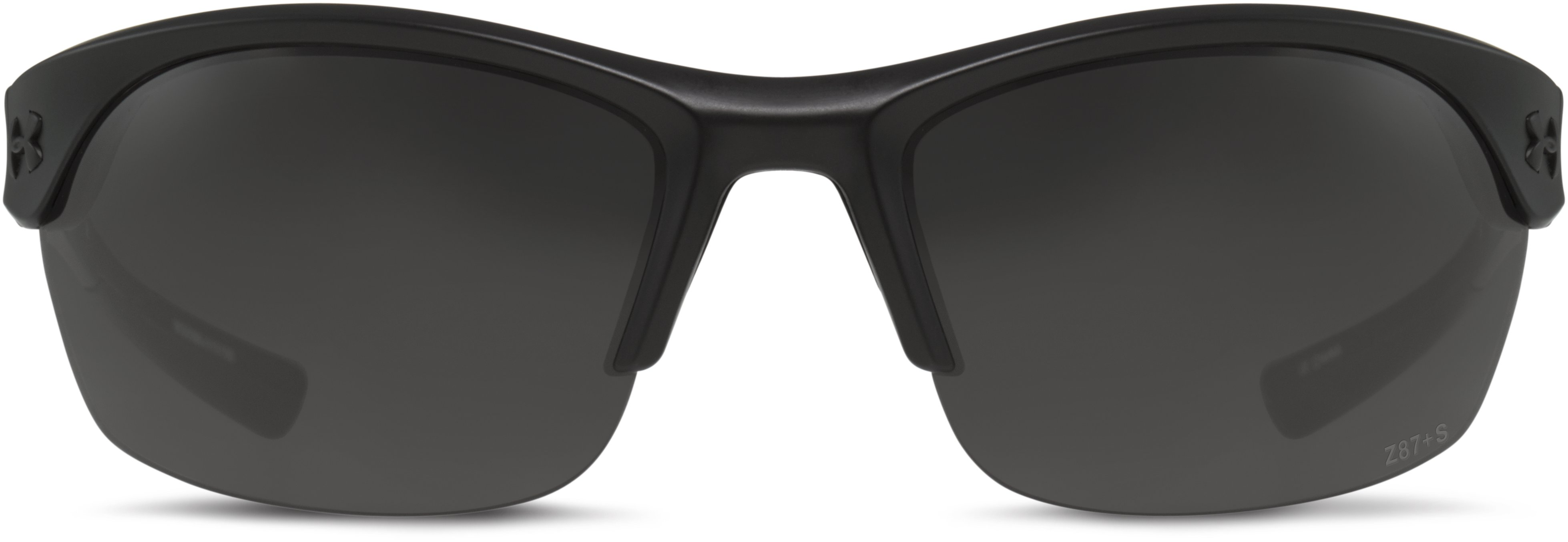 Women's UA Marbella Sunglasses, Satin Black