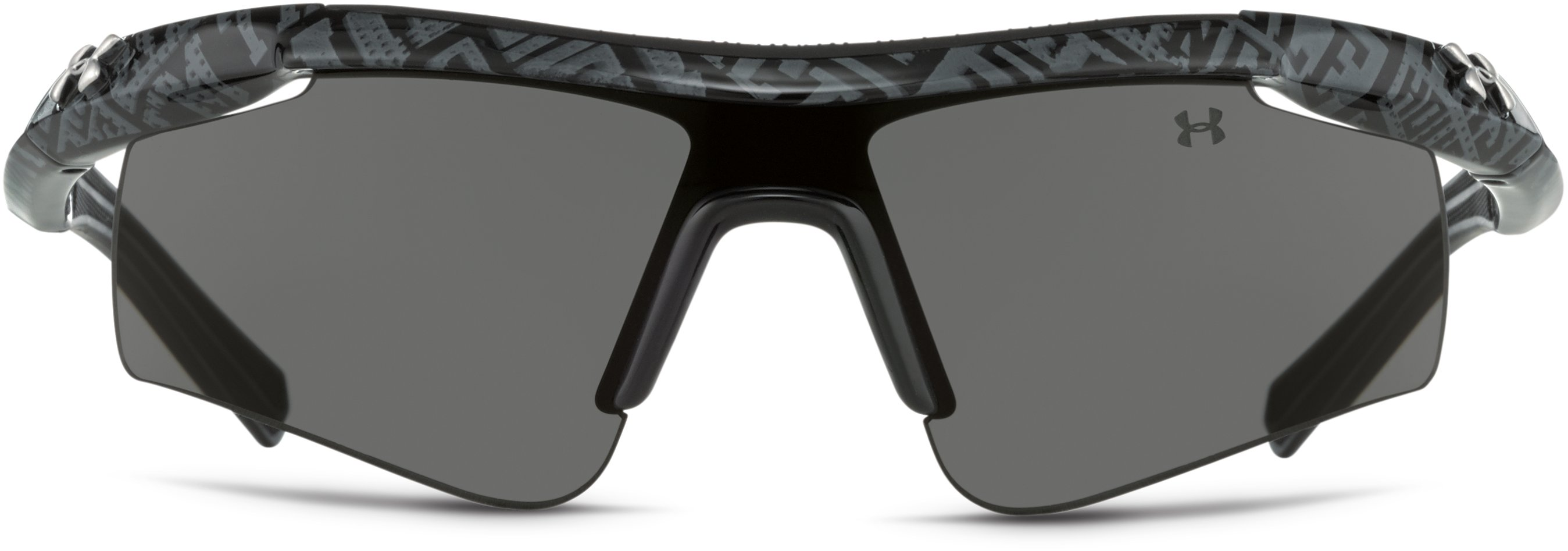 Kids' UA Dynamo Sunglasses, Shiny Black