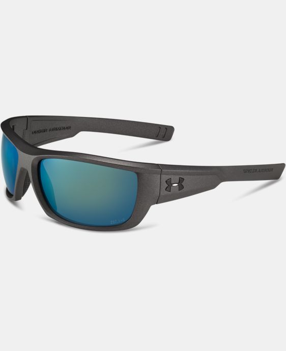 UA Rumble Storm Polarized Sunglasses LIMITED TIME: FREE U.S. SHIPPING 1 Color $159.99