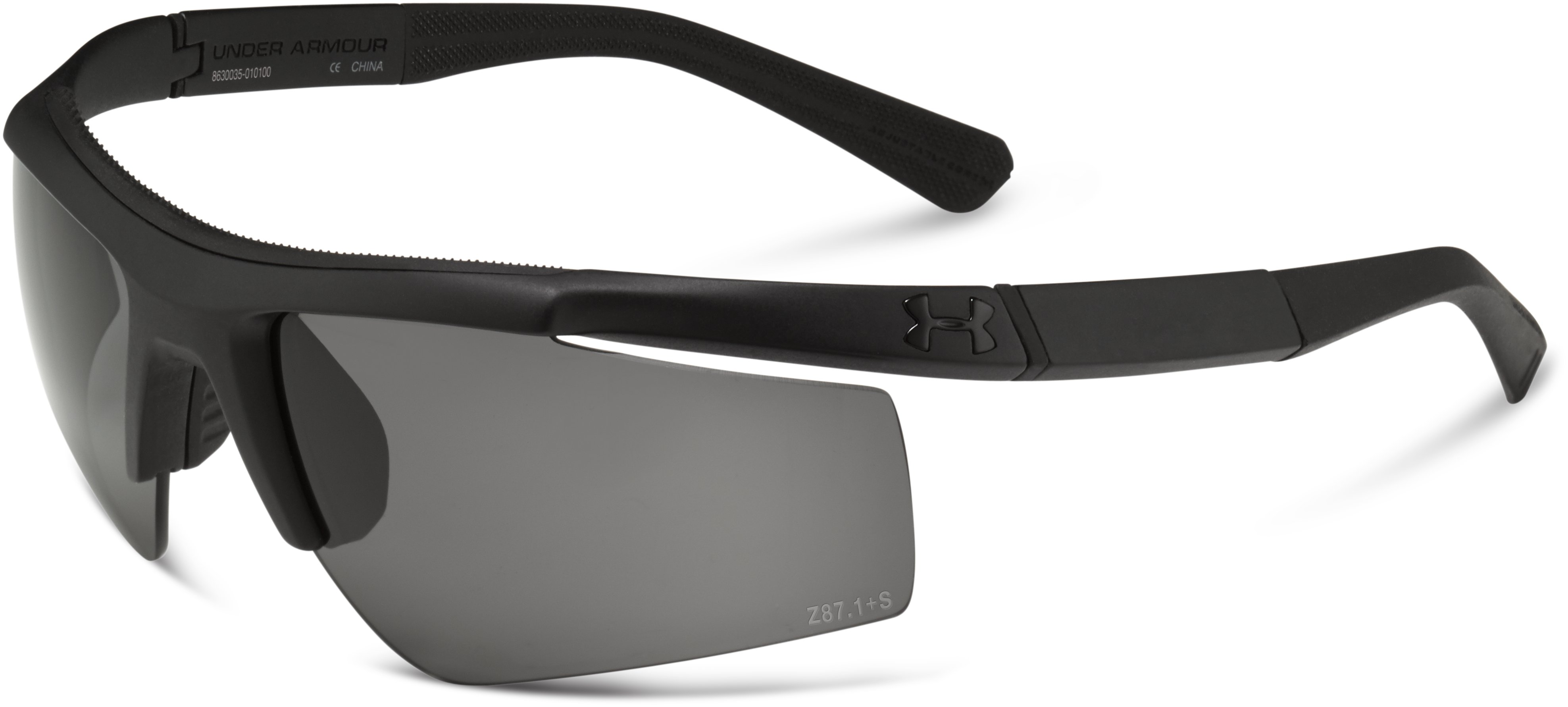 UA Core Sunglasses, Satin Black