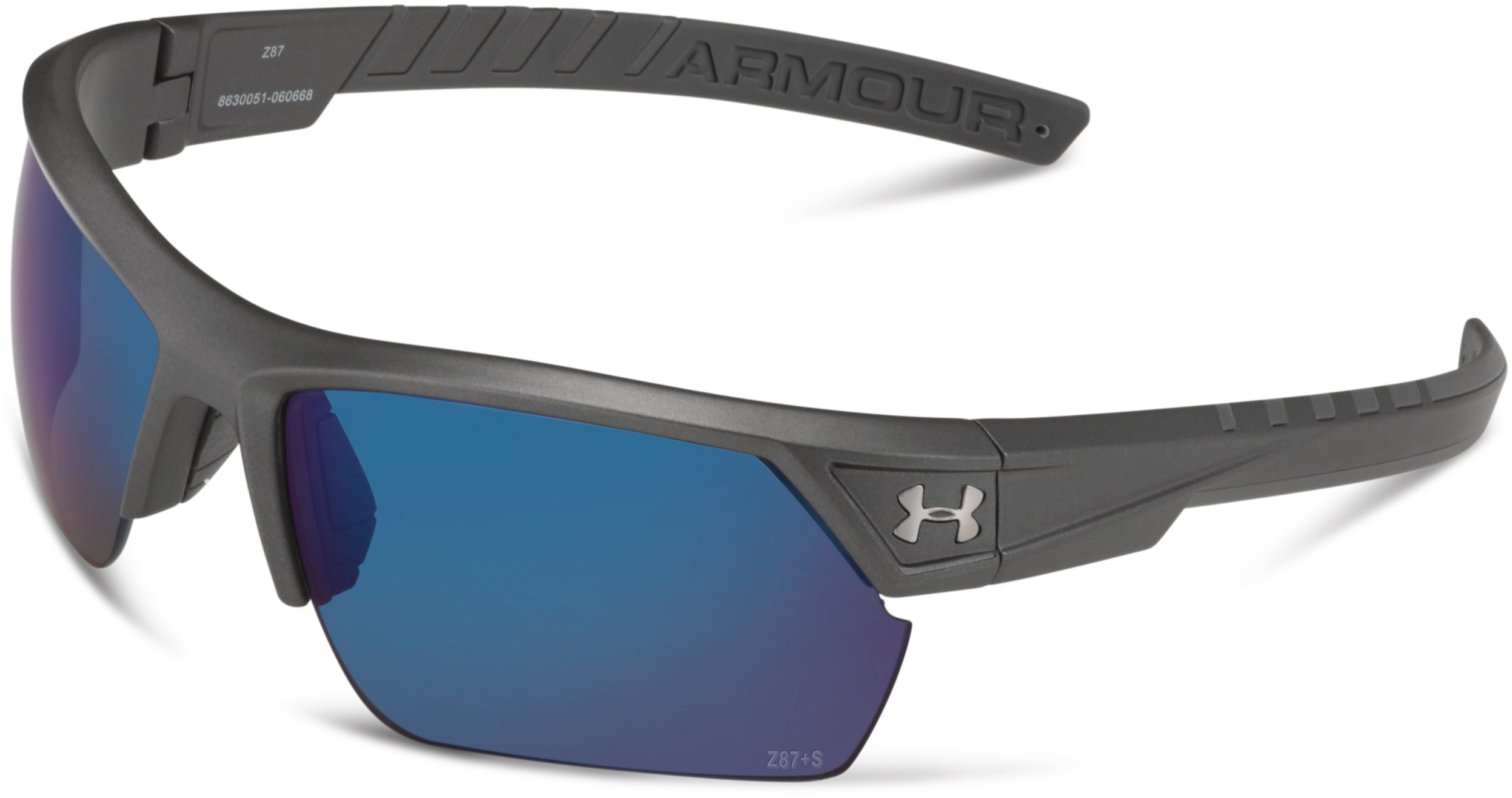 UA Igniter 2.0 Storm Polarized Sunglasses, Satin Carbon