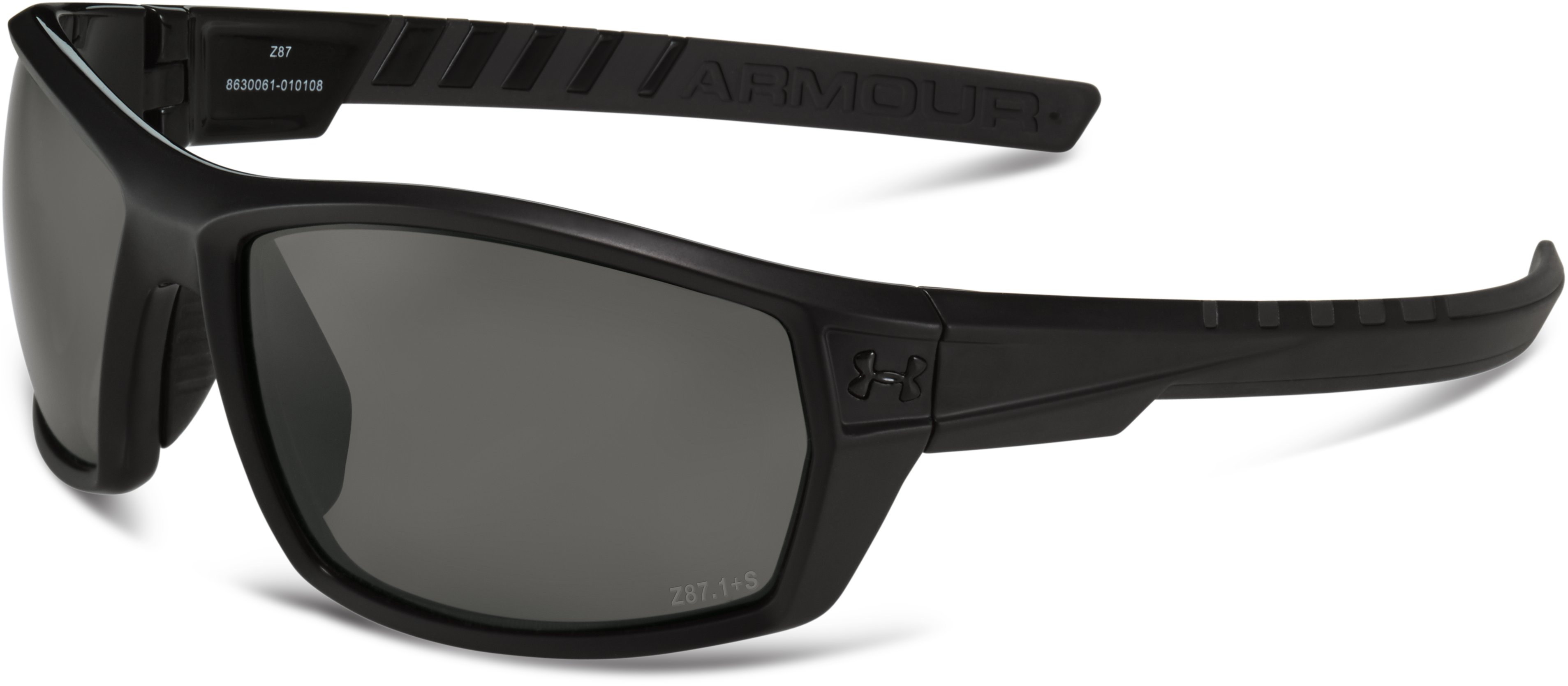 UA Ranger Storm Polarized Sunglasses, Satin Black