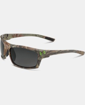 UA Keepz Camo Sunglasses  1 Color $74.99