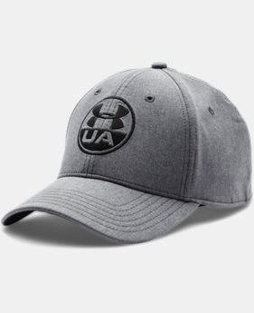 Men's UA Chambray Stretch Fit Cap  1 Color $16.99