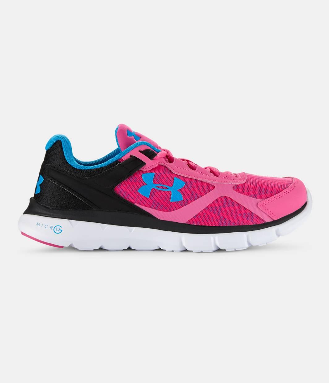 Heel Lock Running Shoes