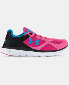 Women's UA Micro G® Velocity Running Shoes  1 Color $63.99 to $74.99