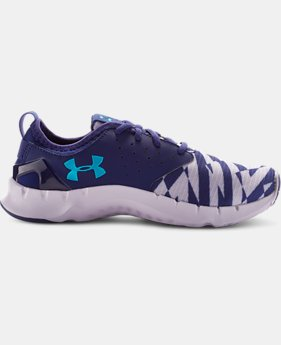 Women's UA Flow Checkered Running Shoes   $56.24