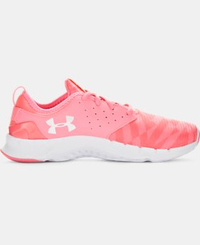 Women's UA Flow Checkered Running Shoes