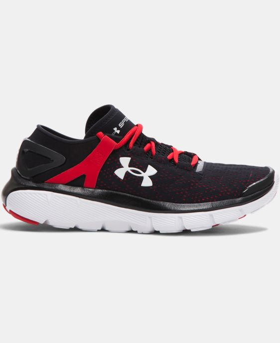 Boys' Grade School SpeedForm® Fortis Running Shoes LIMITED TIME: FREE SHIPPING 4 Colors $82.99