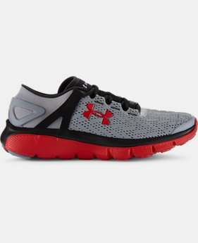 Boys' Grade School SpeedForm® Fortis Running Shoes LIMITED TIME: FREE SHIPPING 1 Color $82.99