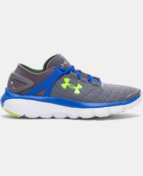 Boys' Grade School SpeedForm® Fortis Running Shoes  3 Colors $67.99