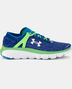 Boys' Grade School SpeedForm® Fortis Running Shoes   $67.99
