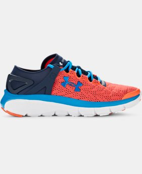Boys' Grade School Speedform® Fortis Running Shoes  1 Color $109.99