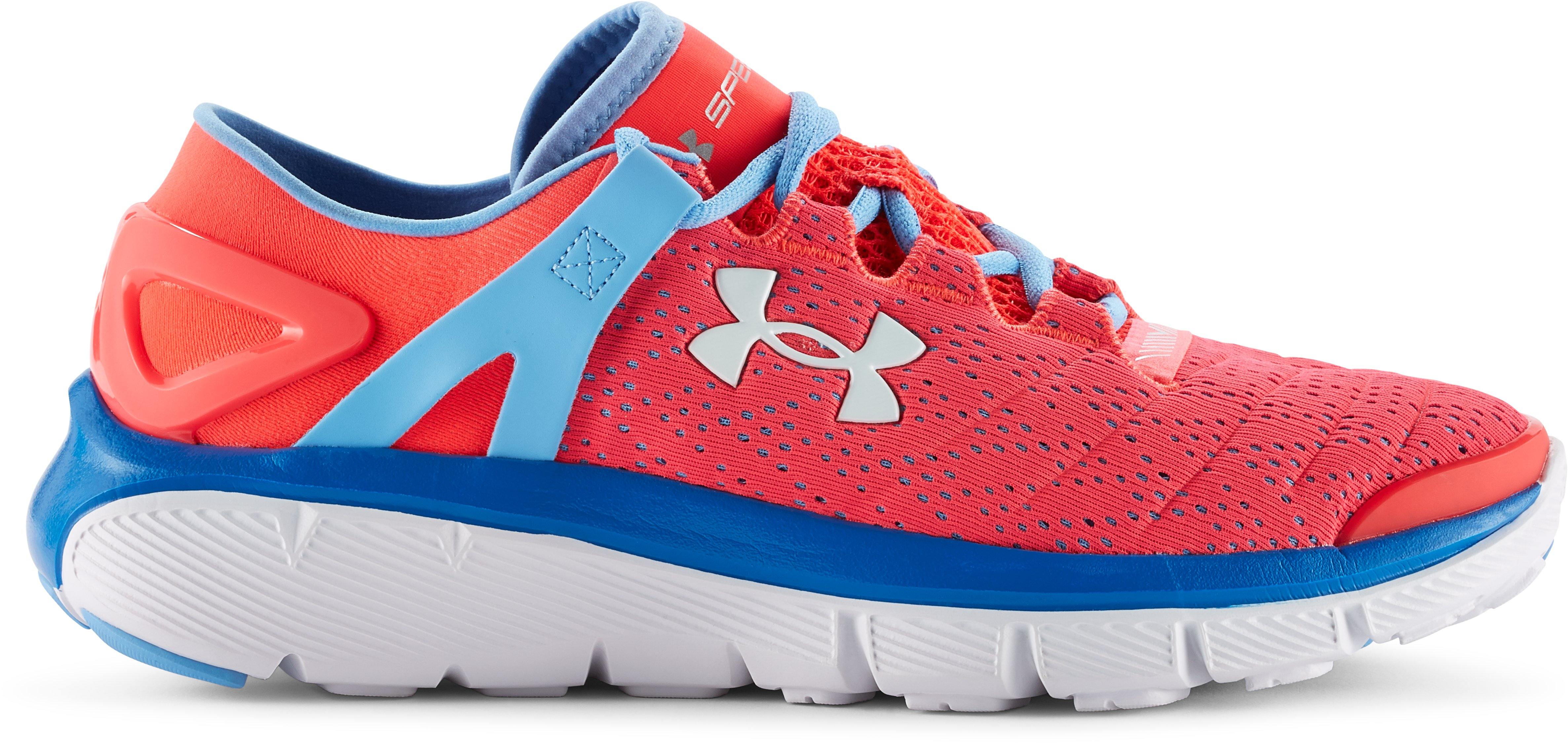 Girls' Grade School SpeedForm® Fortis Running Shoes, Neo Pulse